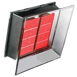 High Intensity Radiant Heater